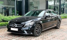 Bán Mercedes C200 2019 cũ chính chủ chạy lướt, giá cực tốt giá 1 tỷ 380 tr tại Hà Nội