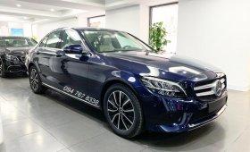 Cần bán Mercedes C200 2019 màu xanh, chính chủ, biển đẹp giá cực tốt giá 1 tỷ 399 tr tại Hà Nội