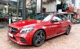Xe cũ chính hãng - Mercedes C300 AMG 2020, chính chủ siêu lướt giá cực tốt giá 1 tỷ 750 tr tại Hà Nội