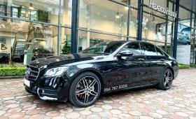 Xe lướt chính hãng - Mercedes E300 2020 màu đen, chạy 3.000km, giá cực tốt giá 2 tỷ 799 tr tại Hà Nội