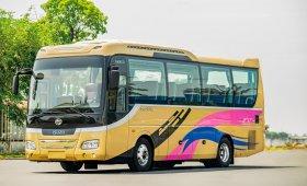 700tr nhận xe Samco Growin 29 chỗ, bầu hơi máy sau giá 700 triệu tại Tp.HCM