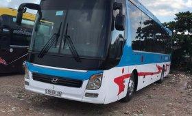 Bán xe Sammco 44 giường, máy Huyndai sx 2014.  giá 1 tỷ 350 tr tại Tp.HCM