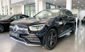 Bán Mercedes GLC300 2021 màu đen xe đã qua sử dụng chính hãng, rẻ hơn mua mới tới 300tr, hỗ trợ trả góp 80%  giá 2 tỷ 499 tr tại Hà Nội