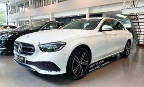 Cần bán lại xe Mercedes E180 sản xuất 2021, màu trắng giá 2 tỷ 50 tr tại Hà Nội