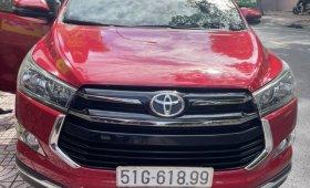 Bán xe Ventuner AT, màu đỏ sx 2018 như mới. giá 650 triệu tại Tp.HCM