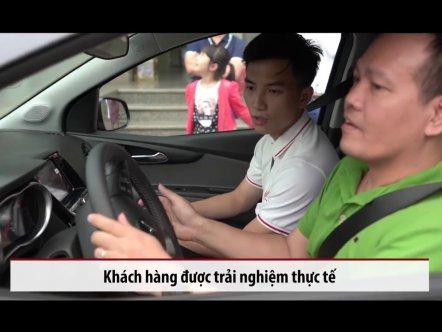 Video khách hàng cảm nhận như thế nào sau khi lái thử xe VinFast Fadil?