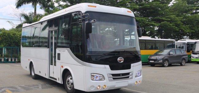 Bảng giá xe khách Samco mới 2019 (đã có VAT)